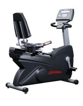 Recumbent Bike Tl 370 L fitness archives rent equipment