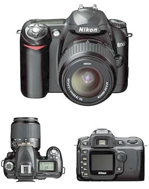 nikon d50 preview digital slr tests reviews bob