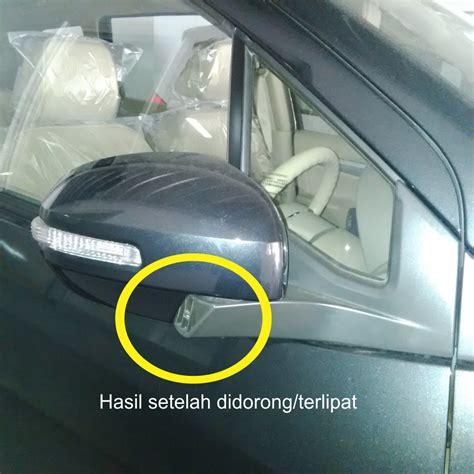 Spion Mobil Ertiga Cara Melipat Spion Suzuki Ertiga Secara Manual Suzuki