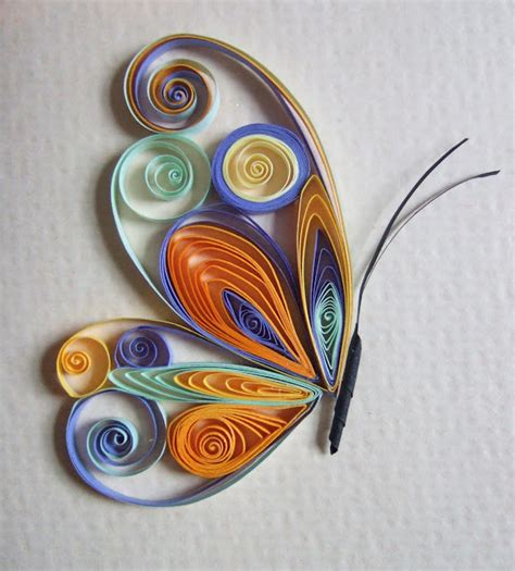 tutorial quilling butterfly josie jenkins quilling this is awesome projects i