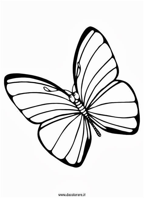 disegni di farfalle e fiori disegni di farfalle da colorare