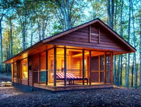 escape homes tiny ultraportable escape cabin can be moved anywhere