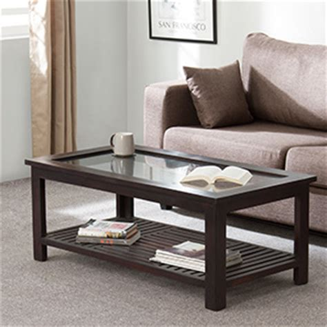 Coffee & Center Table Design: Check Centre Table Designs Online   Urban Ladder