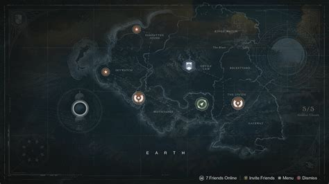 destiny maps destiny review a calling left unfulfilled last token gaming