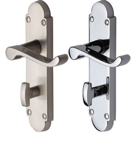bathroom door handle and lock bathroom door handle lock ebay