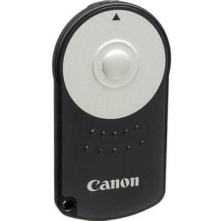 canon wireless remote controller rc 6 replaces rc 1 and