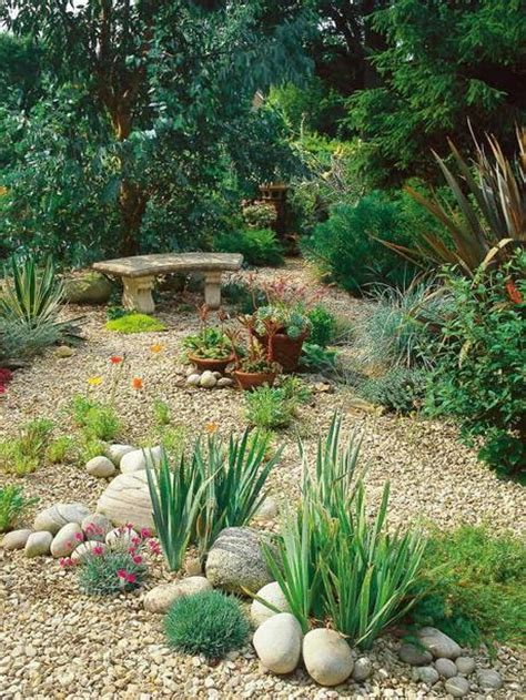 Decorative Gravel Garden Ideas by Ideas On Landscaping With Gravel Rocks As A Ground Cover