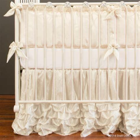 White Nursery Bedding Sets White Ruffle Crib Bedding Bedding Sets