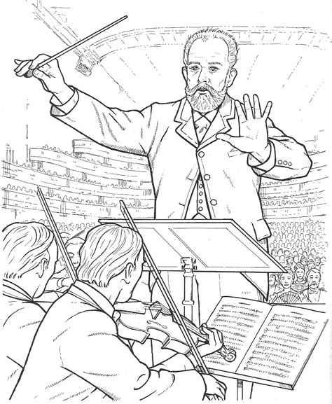 doodle viewer and composer for bbm coloring pages of musical composers coloring pages