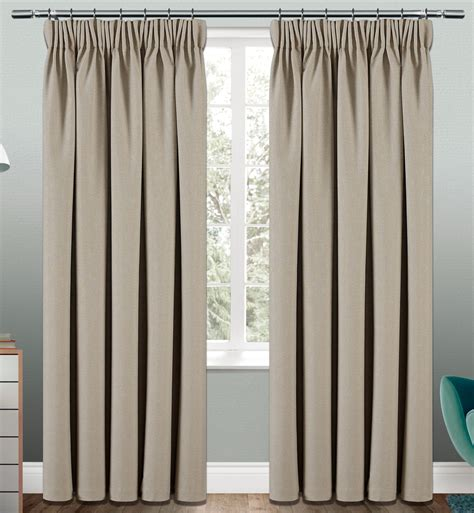 how to fit pencil pleat curtains moonlight lined latte ready made pencil pleat curtains