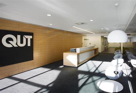 interior design qut qut fitout synergy building cottee parker