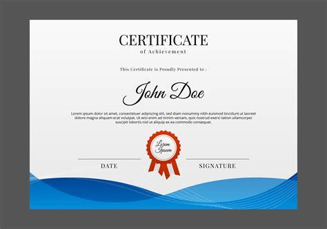certificate templates  certificate designs