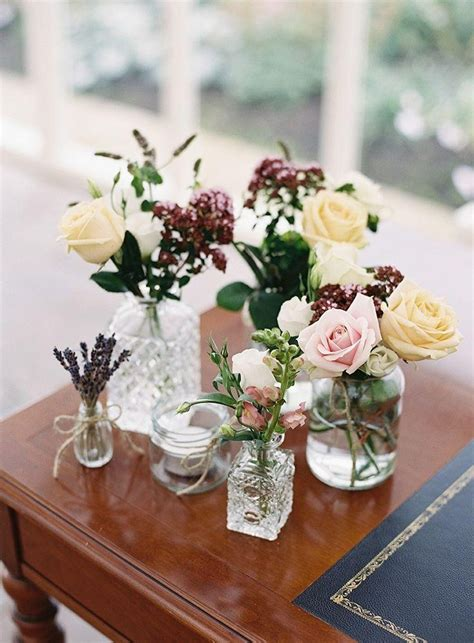 Diy Wedding Flowers by Awesome Diy Wedding Flowers Best 25 Table