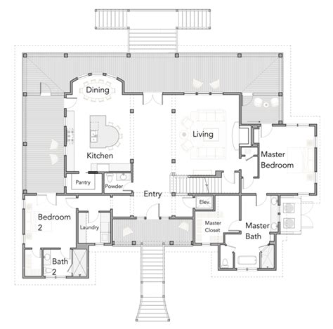 queenslander floor plans i would flip this plan and make it into a queenslander