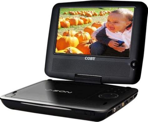 ntsc format dvd player coby tfdvd7379 portable dvd player cd r cd rw dvd r
