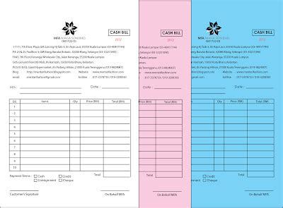 Buku Telepon A5 percetakan buku resit letterhead dan envelope termurah di