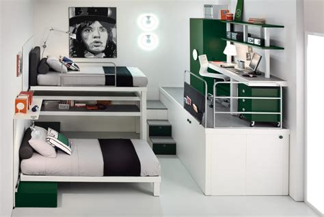 Childrens Bedroom Loft Beds 7 Modern Loft Boys Bedrooms From Timidey Spa Kidsomania