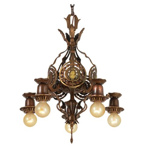 Chandelier 12 Lights Antique Chandeliers With An Industrial Design Vintage