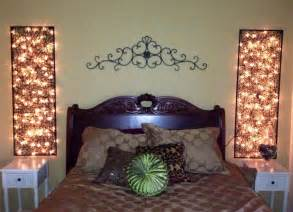 Diy Projects For Bedroom Decor Diy Home Decor Bedroom Lights My Projects Pinterest