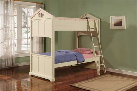 doll house bed powell doll house twin twin bunk bed 292 037 homelement com