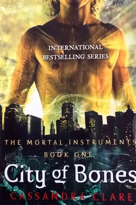 city of bones series 1 city of bones by clare the book