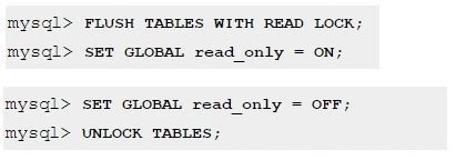 mysql variable date format is a read only variable how and why make read only versions of your sql and