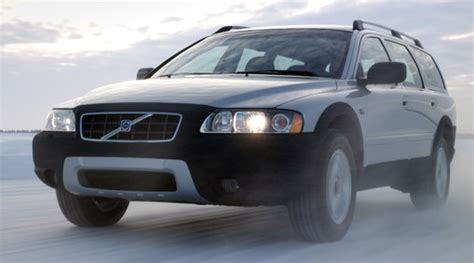 Volvo Accessories Xc70 by Performance Xc70 2007 Volvo Cars Accessories