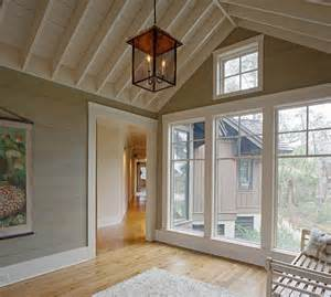 Painted Shiplap Ceiling Living Room Design Interior Design Ideas Home Bunch