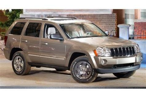 Jeep Grand 2007 Limited Used 2007 Jeep Grand For Sale Pricing