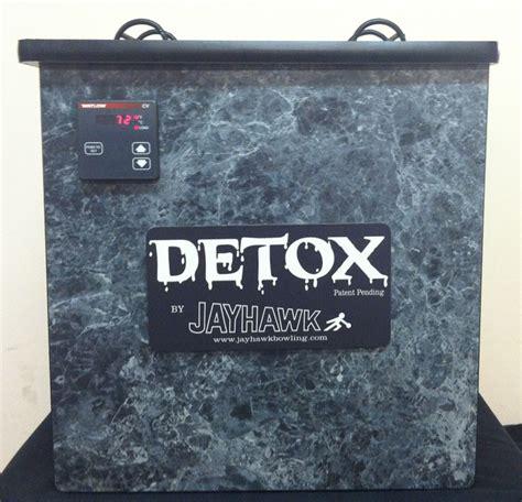 Detox Bowling Cleaner resurfacing extraction jayhawk detox