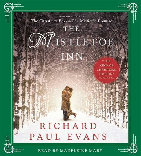 best the mistletoe cattleman s club books the mistletoe inn audiobook on cd by richard paul