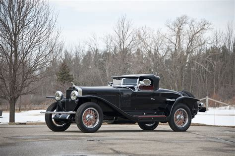 Opulent Clothing 1927 Isotta Fraschini 8a S Roadster