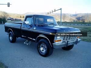 1978 Ford F150 Ranger 1978 Ford F150 Ranger Xlt 4x4 351 Cid V8 Great