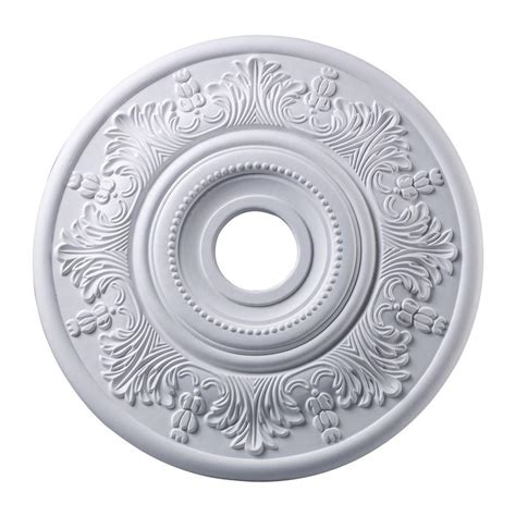 westinghouse 10 in victorian white finish ceiling