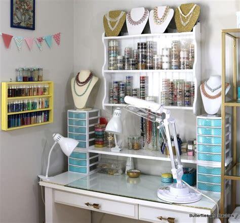 craft desk organization ideas 25 best ideas about bead organization on used
