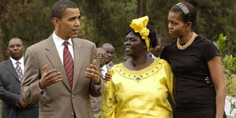 biography of barack obama nobel peace prize obama mourns death of wangari maathai daily nation