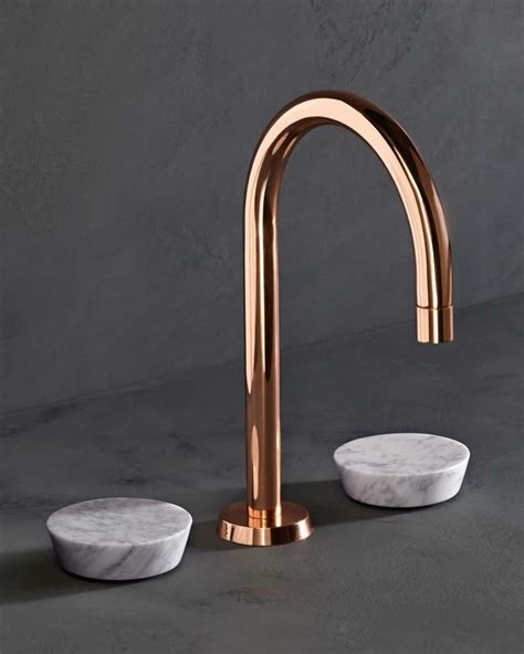 THE WATERMARK COLLECTION   Copper, The tap and Design