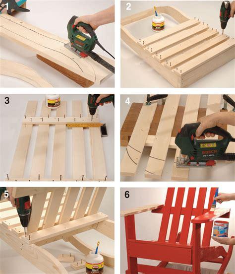 sedia a dondolo legno costruire una sedia a dondolo in legno bricoportale fai
