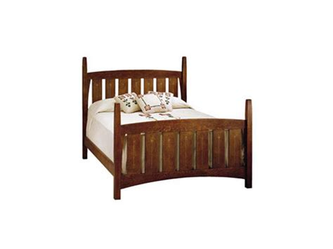 stickley bedroom furniture stickley furniture 91 672 q harvey ellis bed queen