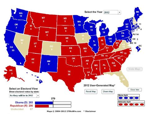 biggest swing states electoral college update big trouble for romney in