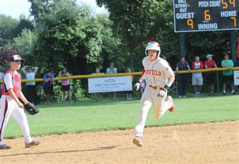 section 7 little league fairfield american ll advances to section i title game