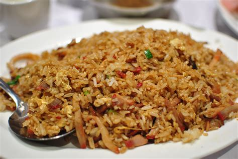 pork fried rice recipe dishmaps