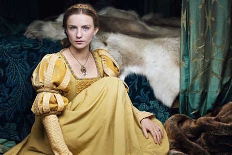 film queen anne anne neville faye marsay in the white queen costumes