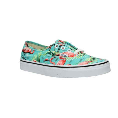 vans flamingo pattern vans authentic van doren turquoise flamingo aversa shoes