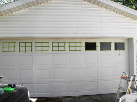 Garage Door Makeover Betterdecoratingbible Page 4 Of 106 Home Interior