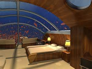 Undersea Bedroom Passion For Luxury Poseidon Undersea Resort Fiji