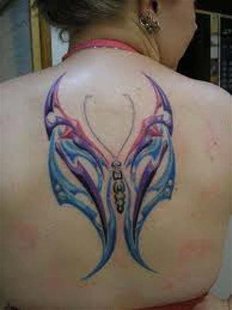butterfly tattoo on your back tattoos back tattoos upper back tattoo designs