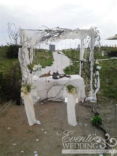 allestimento gazebo matrimonio 20 best matrimonio in spiaggia viareggio images on