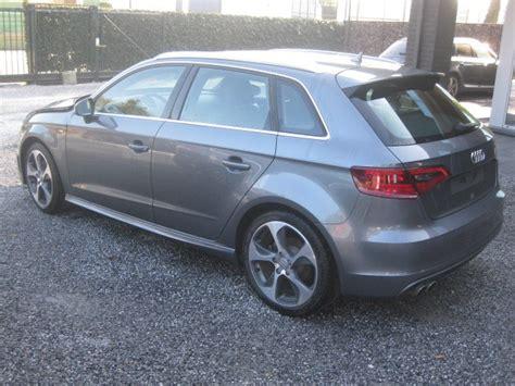 Audi A3 Unfallwagen by A3 Tdi Ambition S Line Selectdrive Pano Leder Navi Full