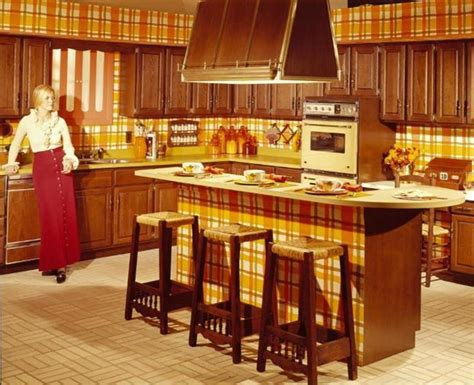 1970s kitchen kitchen design from the 1940 s through the 1970 s design